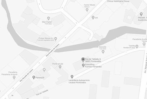 Zona de negocios ubicación
